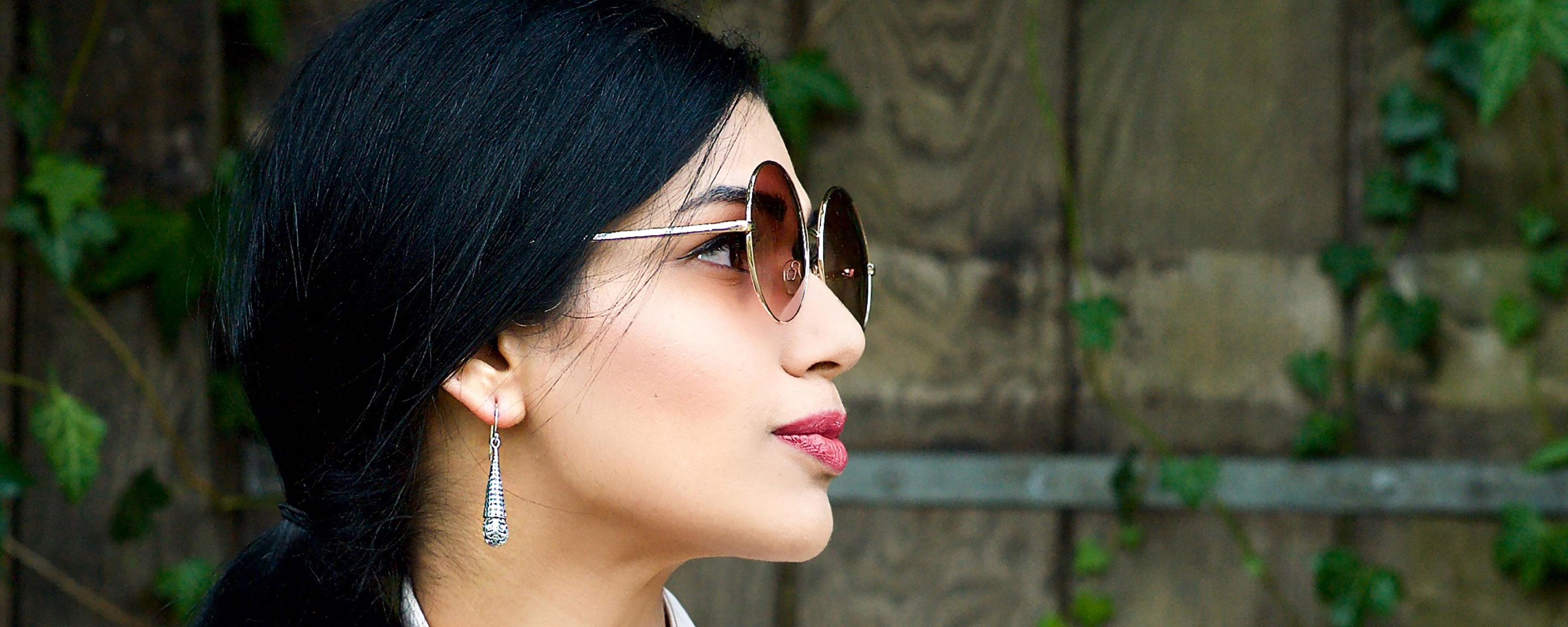 Snigdha Parijat Gajah Silver Earrings Fh