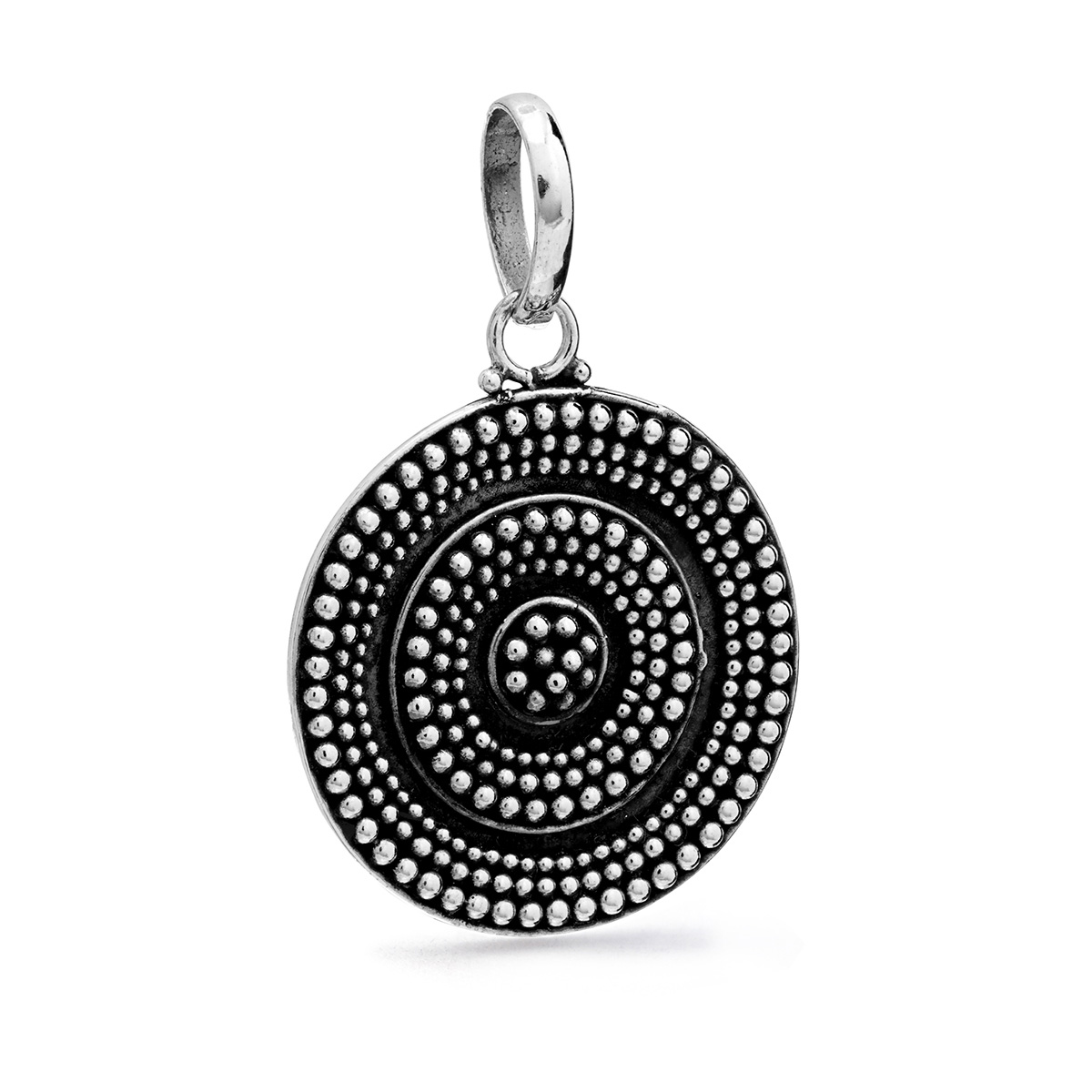 Amed Silver Pendant
