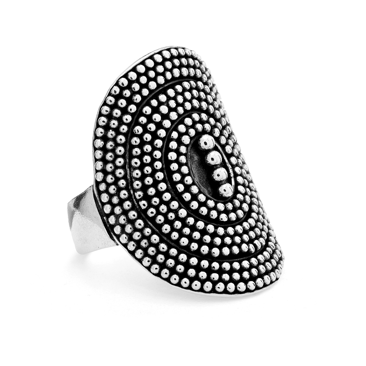 Amed Silver Ring