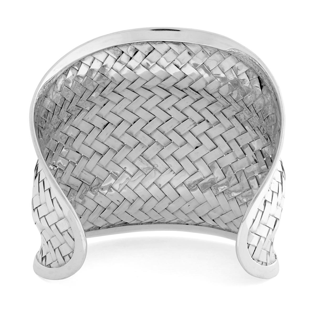 Balangan Silver Cuff
