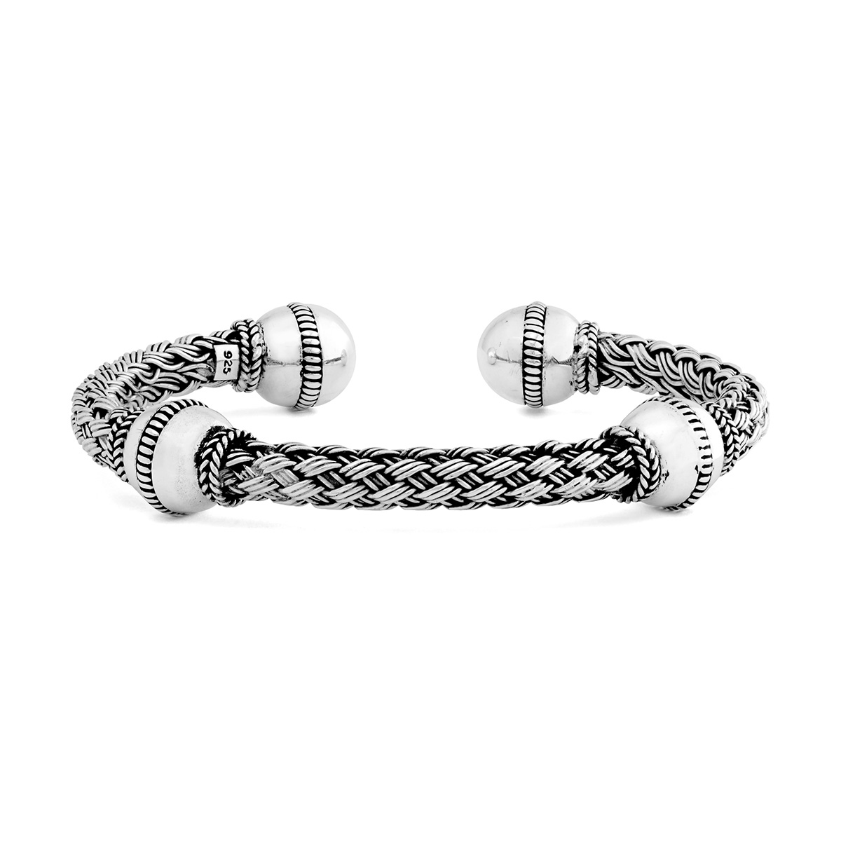 Balian Silver Bracelet