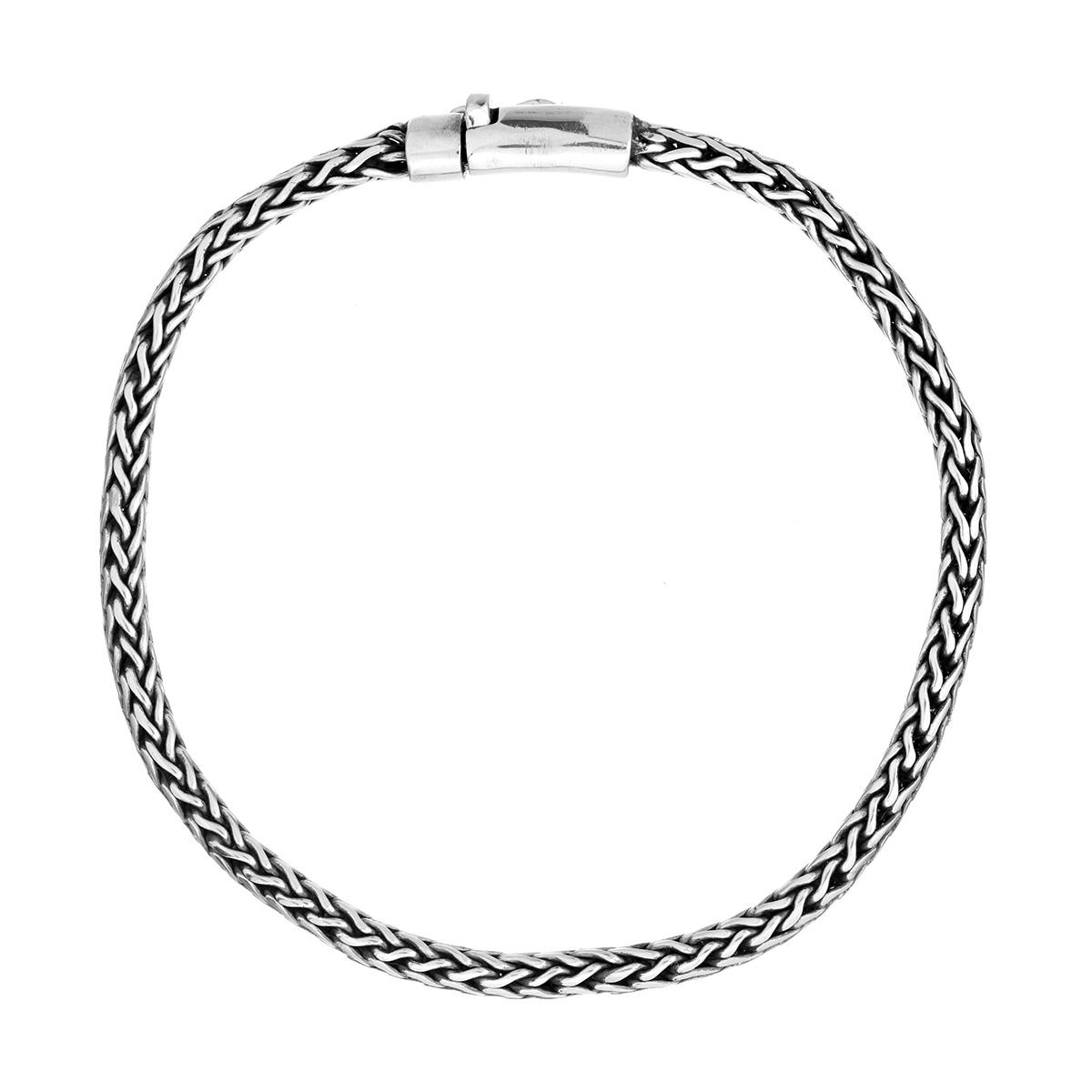 Bratan Silver Bracelet