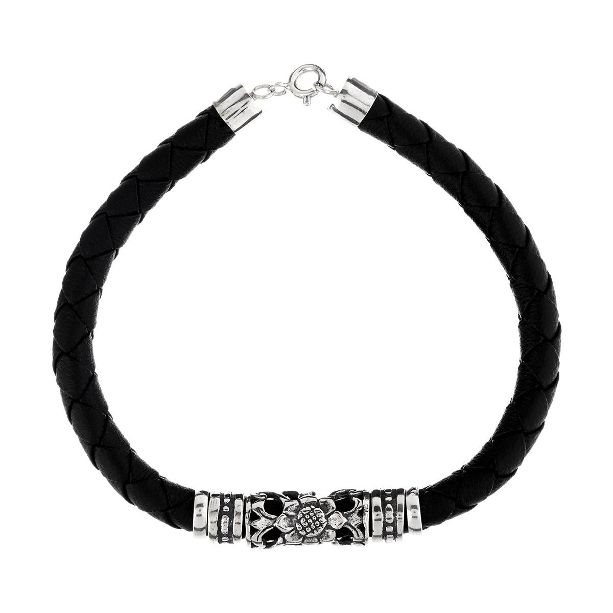 Catu Silver Bracelet