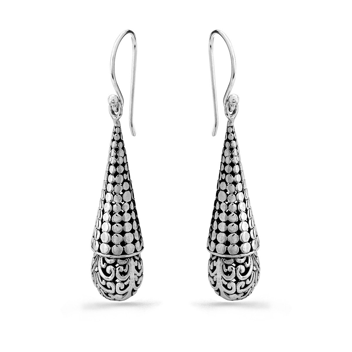 Gajah Silver Earrings