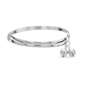 Kadek Silver Baby Anklet - Handcrafted Sterling Silver Jewellery from Bali by Nusa