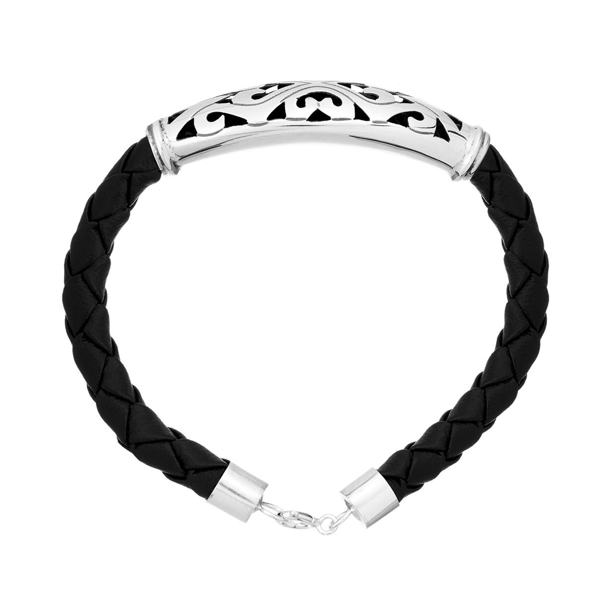 Lesong Silver Bracelet