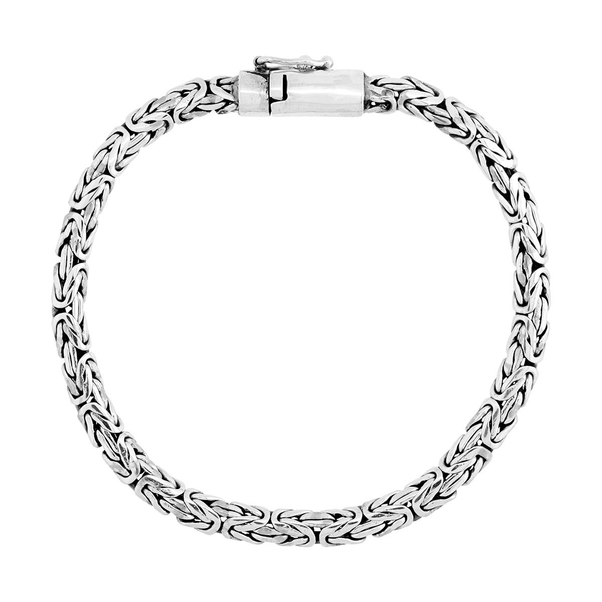 Medewi Silver Bracelet