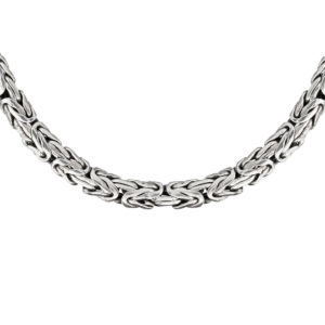 Medewi Silver Chain Necklace - Handcrafted Sterling Silver Jewellery from Bali by Nusa
