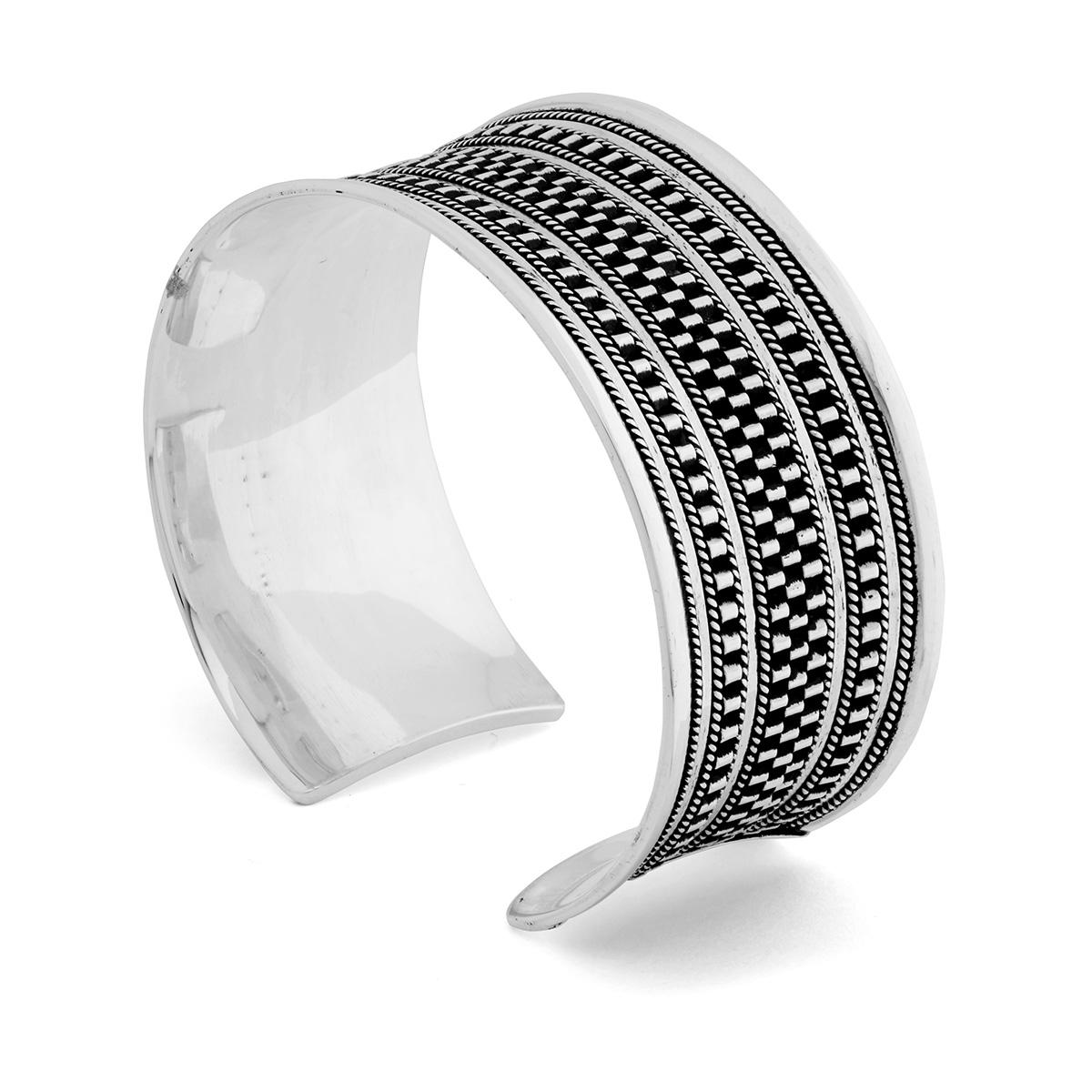 Tamarind Silver Bracelet